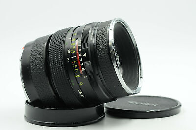 Zeiss 120mm f5.6 S-Planar HFT Lens 120/5.6 for Rollei SLX and 6000 series ca#695