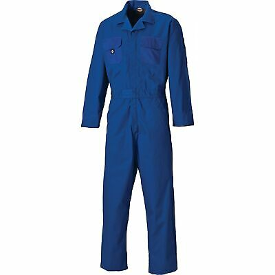 Dickies Redhawk Stud Front Overall - Boilersuit Overalls For Mechanics WD4829
