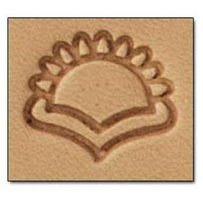 677 Leathercraft Tool - Craf Leatherclay Embossing Stamp E Border