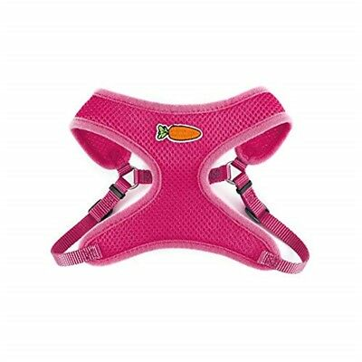 Ancol Small Animal Mesh Harness & Lead Set (small) (pink)