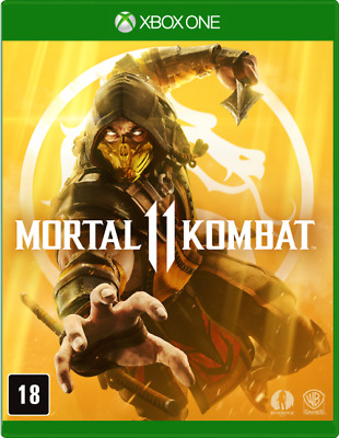 Mortal kombat 11 Xbox one offline no cd no codigo