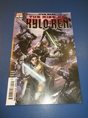 Star Wars the Rise of Kylo Ren #2 NM Gem Wow