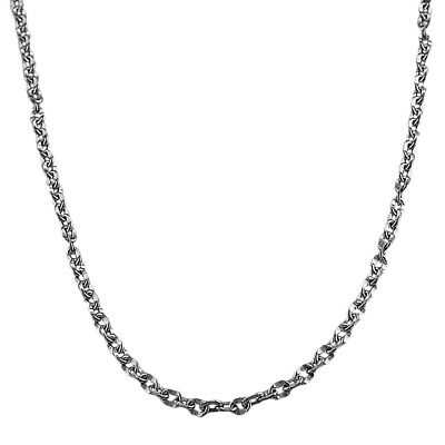 NWT Madison Parker for WEINGEROFF Rhodium-Plated Choker Necklace Circle Pendant