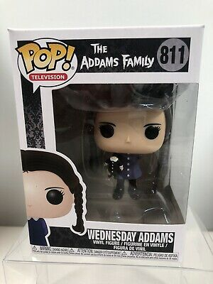 The Addams Family (1964) - Wednesday Addams Funko Pop! 811