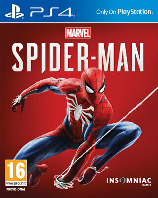 Marvel's Spider-Man (PS4)  BRAND NEW AND SEALED - IN STOCK - QUICK DISPATCH