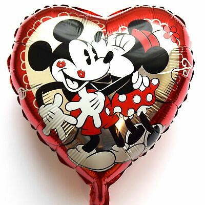 R13F1 not Helium balloon Folienballon Disney Hello Kitty Valentinstag Katze Herz