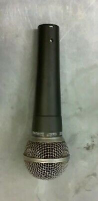 Shure SM58 microphone (for vocals, instruments) handheld dynamic mic