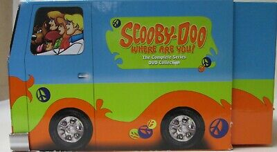 Scooby-Doo, Where Are You The Complete Set Series