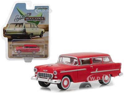 N34 Greenlight Hollywood Home Improvement 1955 Chevrolet Bel Air Nomad