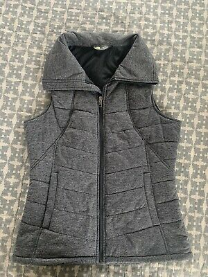 THE NORTH FACE Charcoal Gray Lightly Used Size M
