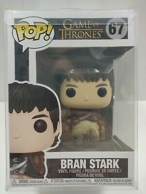 Funko Pop - Game Of Thrones - Bran Stark #67 W/Protector