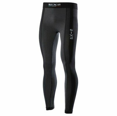Sixs Pnxl Pantalone Superlight Six2 Carbon Underwear In Carbonio Nero Taglia Xl