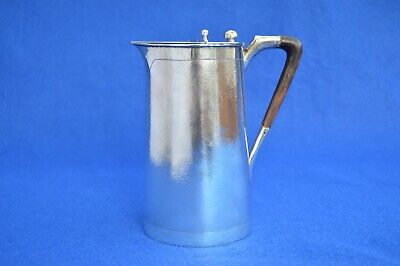 Antique Chinese Export Silver Jug - Yang Qing He Shanghai - c1890 - 389g