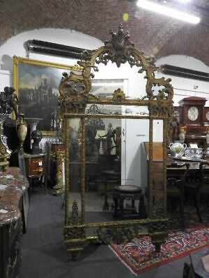 Imporntante Antique Large Mirror Louis XVI from '800 French