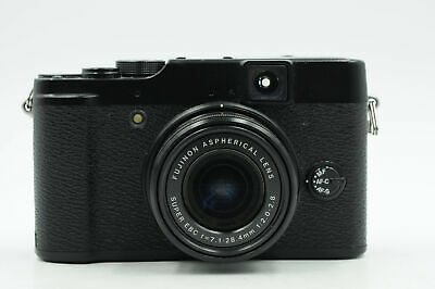 Fuji Fujifilm X10 12MP Digital Camera w/4x Zoom                             #200