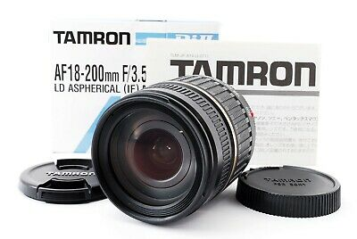 【FREE SHIPPING SALE】 Tamron AF 18-200mm F3.5-6.3 XR LD Macro for Sony Excellent