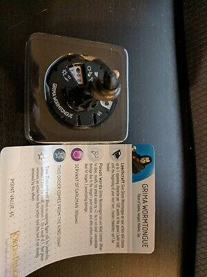 The Two Towers LotR HeroClix GRIMA WORMTONGUE #004 Lord of the Rings