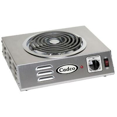 Cadco - CSR-3T - Hi-Power 120V Single Hot Plate
