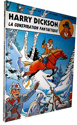 Bd - Dargaud - Harry Dickson T.06 : La Conspiration Fantastique