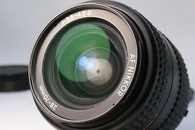 【Near Mint】 Nikon AF Nikkor 28-70mm f/3.5-4.5 D Zoom Lens from Japan