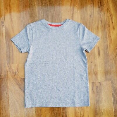 Mini Boden Boys Fabulous grey cotton Top. Size 5-6 years. Brand new