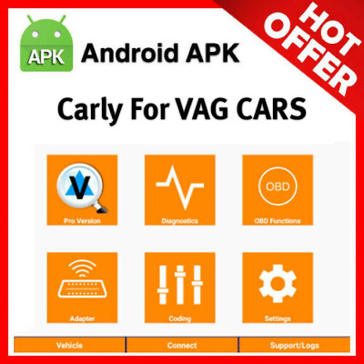 Carly for VAG Pro ✅ Android App ✅ LifeTime Subscription ✅ Fast Dilevery