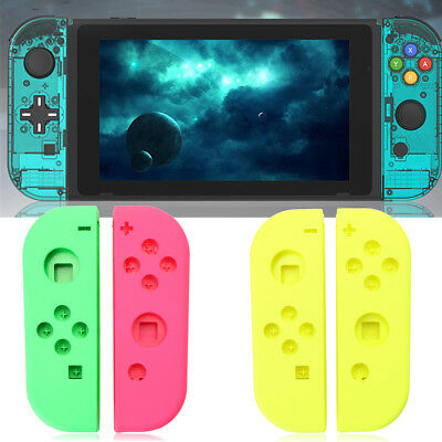 Housing Shell Case & Battery Middle Plate For Nintendo Switch Controller