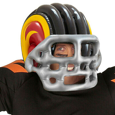Gonflable Football Américain Casque sporthelm Gonflable Football Costume