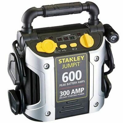 Chargeur BOOSTER Stanley 300 Amperes Instantané /600 Amperes crete