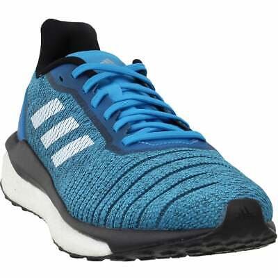 adidas Solar Drive  Casual Running  Shoes - Blue - Mens
