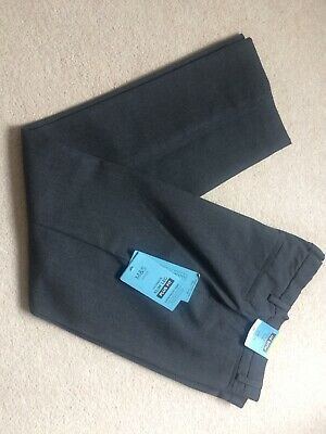 M&S Boys School Trousers 10-11 Years New