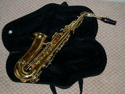 Vivace Alto Saxaphone with Adjustable Harness and Case....just superb