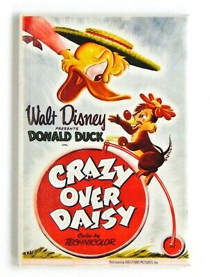 Donald/'s Dog Laundry FRIDGE MAGNET movie poster donald duck