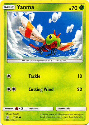48//236 DewpiderCommon CardPokemon Trading Card Game SM11 Unified Minds TCG