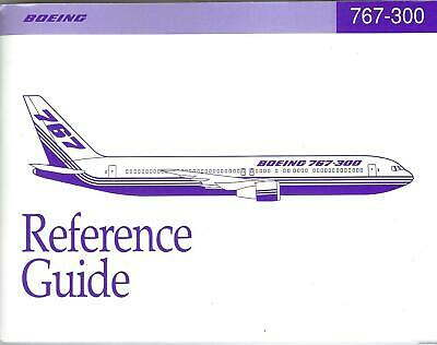 Reference Guide - Boeing - B767 300 - 11/95 (B594)