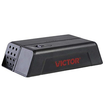 VICTOR Electronic MOUSE TRAP Electric Shock No Touch Reusable Pest Control M250S