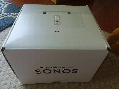 Sonos CTNZPUS1 Wireless Connect Music Player - White