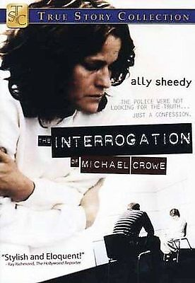 True Stories Collection TV Movie: The Interrogation of Michael Crowe, Good DVD,