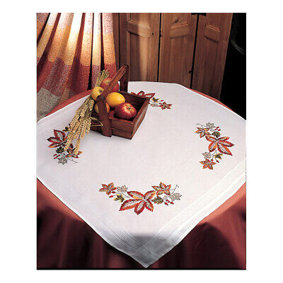 ANCHOR | Embroidery Kit: Autumn - Tablecloth | ETW05