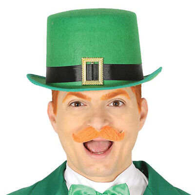 ST Patrick /'Giorno Costume Cappello/'S PARTY ACCESSORI Irlandese St Paddy in Eire