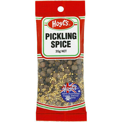 Hoyts Pickling Spice 35 grams great for preserves, silverside and cooking meat