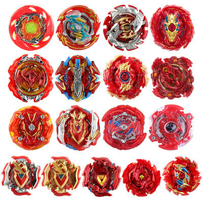 GT Beyblade Burst Red Demon Series Fusion Toupie B140/B143/B133 Without Launcher