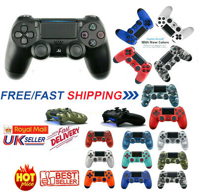 Wireless Bluetooth Game Controller Gamepad For Sony PS4 DualShock 4 or covers#