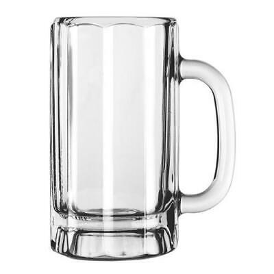 Libbey Glassware - 5020 - 16 oz Paneled Mug