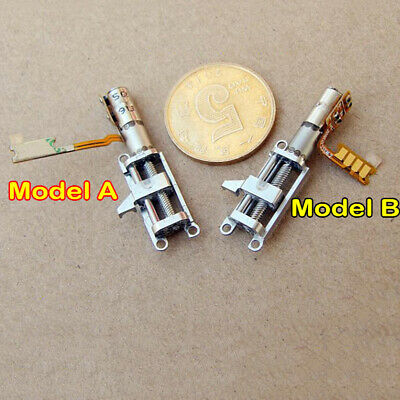 4MM Planetary Gear Stepper Motor 2-Phase 4-Wire Mini Full Metal Gearbox & Slider