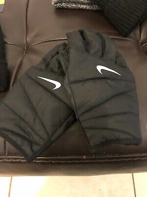 Nike Academy fieldplay Hyperwarm Gloves (small) new without tags