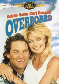 Overboard - Goldie Hawn - New Dvd