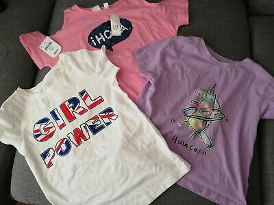 Bundle Of Girls Tops BNWT Age 7