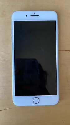 Apple iPhone 8 Plus - 64GB - Silver (Sprint) - Used Good Condition