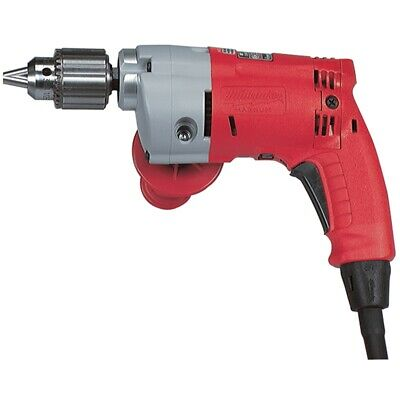 Milwaukee 1/2 in. Reversible Magnum Pistol Grip Electric Drill MLW0234-6 New!